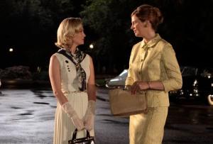 Betty e Francine falam sobre política