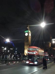 Comecei falando sobre Londres. Vem mais coisa por aí.
