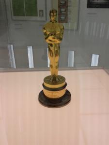 Esse é o Oscar do Stanley Kubrick (por efeitos especiais - ele é um dos injustiçados). O único que já vi pessoalmente.