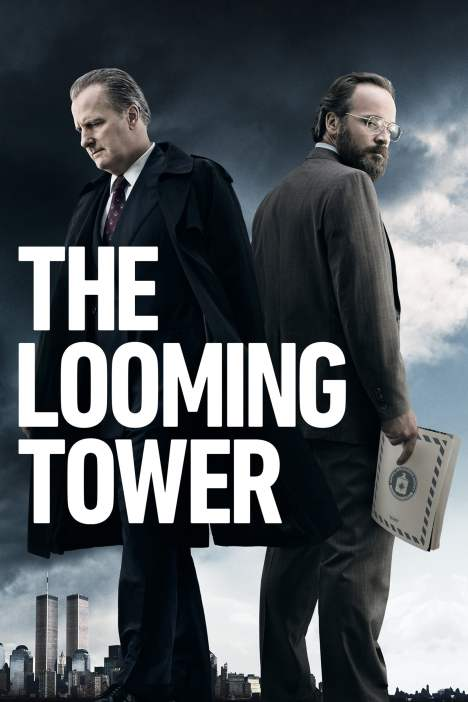 poster minissérie The Looming Tower